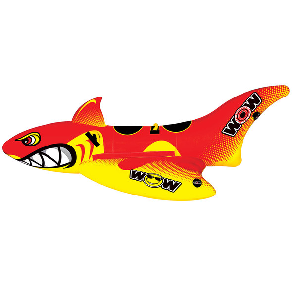 WOW Watersports Big Shark Towable - 2 Person [20-1040]