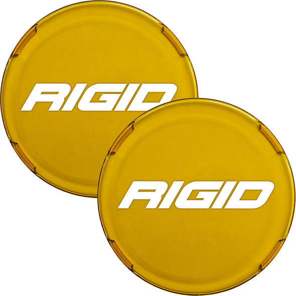 "RIGID Industries 360-Series 6"" LED Cover - Amber [36362-TA]"
