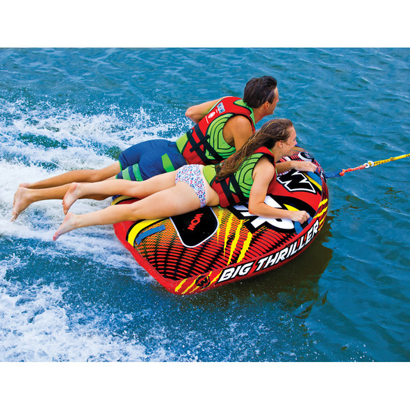 WOW Watersports Big Thriller Towable - 2 Person [18-1010]