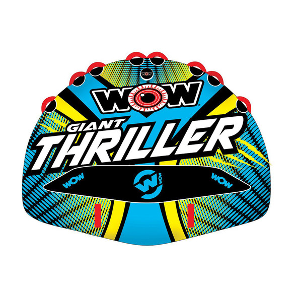 WOW Watersports Giant Thriller Towable - 4 Person [18-1030]