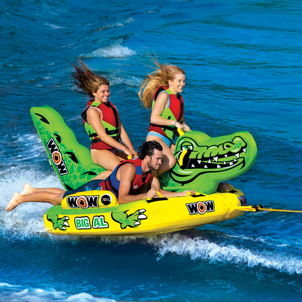 WOW Watersports Big Al Towable - 4 Person [19-1070]