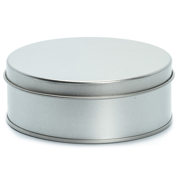 """Camco Citronella Candle w\/Lid - 4"""" x 1"""" 16-Hour Burn Time - 3 Wicks [51023]"""