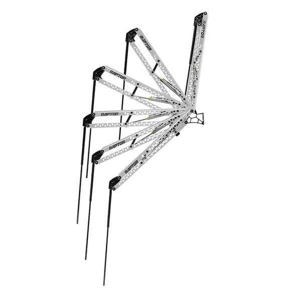 Minn Kota Raptor 8 Shallow Water Anchor - Silver [1810601]