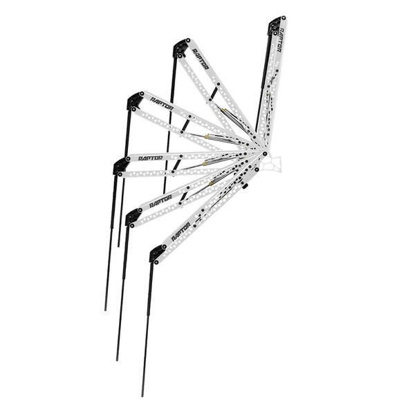 Minn Kota Raptor 8 Shallow Water Anchor w\/Active Anchoring - White [1810621]