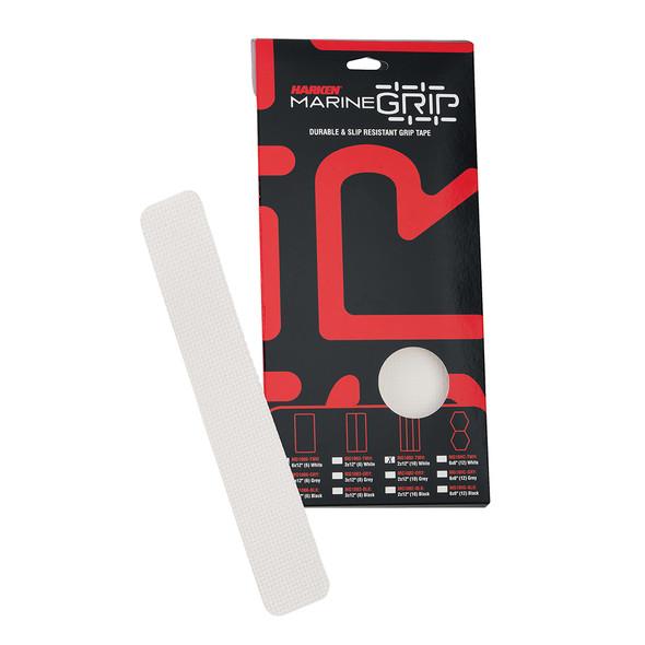 """Harken Marine Grip Tape - 2 x 12"""" - Translucent White - 10 Pieces [MG1002-TWH]"""