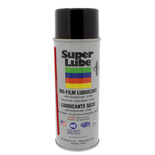 Super Lube Dri-Film Aerosol w\/Syncolon (PTFE) - 11oz [11016]