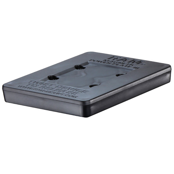 RAM Mount RAM Power Plate III Universal Magnetic Holder [RAP-300-1U]