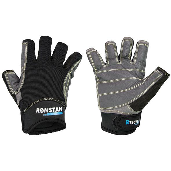 Ronstan Sticky Race Glove - Black - XS [CL730XS]