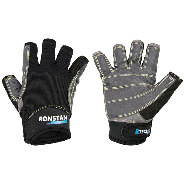 Ronstan Sticky Race Glove - Black - M [CL730M]