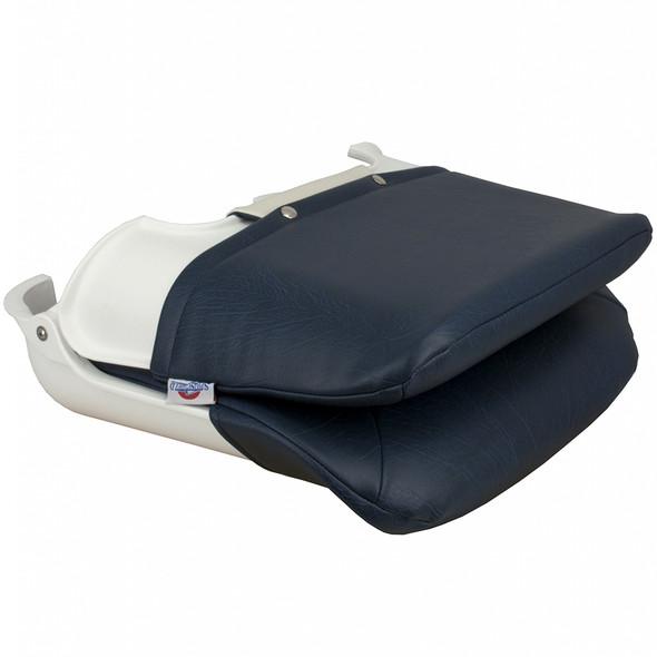 Springfield Skipper Standard Seat Fold Down - White\/Blue [1061016]