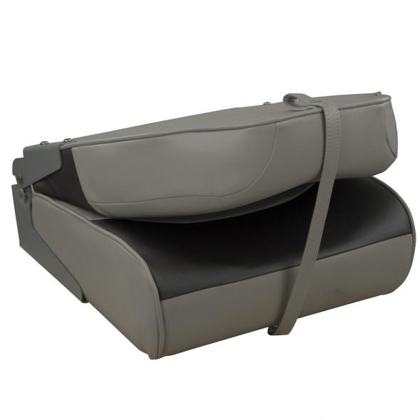 Springfield Premium Wave Folding Seat - Grey w\/Meteor Stripe [1062034]