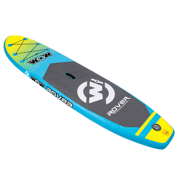"""WOW Watersports Rover 106"""" Inflatable Paddleboard Package [20-2080]"""