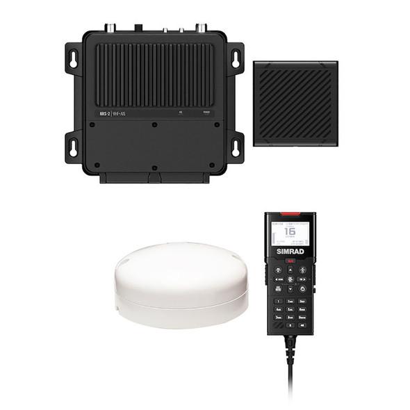 Simrad RS100-B Black Box VHF Radio w\/Class B AIS  GPS Antenna [000-15792-001]