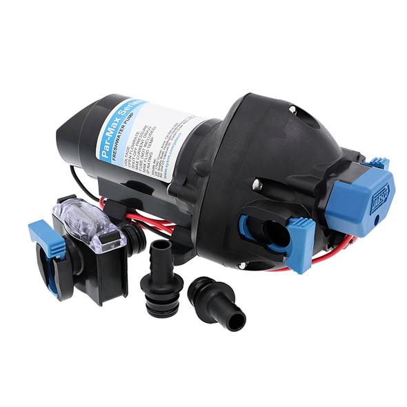 Jabsco Par-Max 3 Water Pressure Pump - 24V - 3 GPM - 25 PSI [31395-2524-3A]
