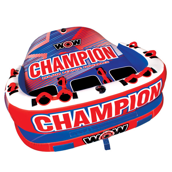 WOW Watersports Champion Towable - 3 Person [21-1010]