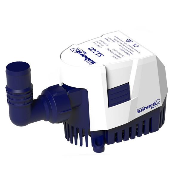 Attwood Sahara MK2 S1200 Bilge Pump 1200 GPH - 24V - Automatic [5513-7]