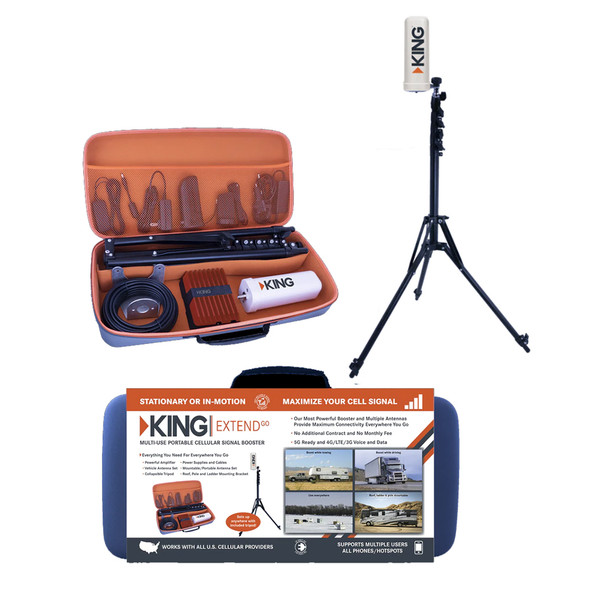 KING Extend Go Portable Cell Booster [KX3000]