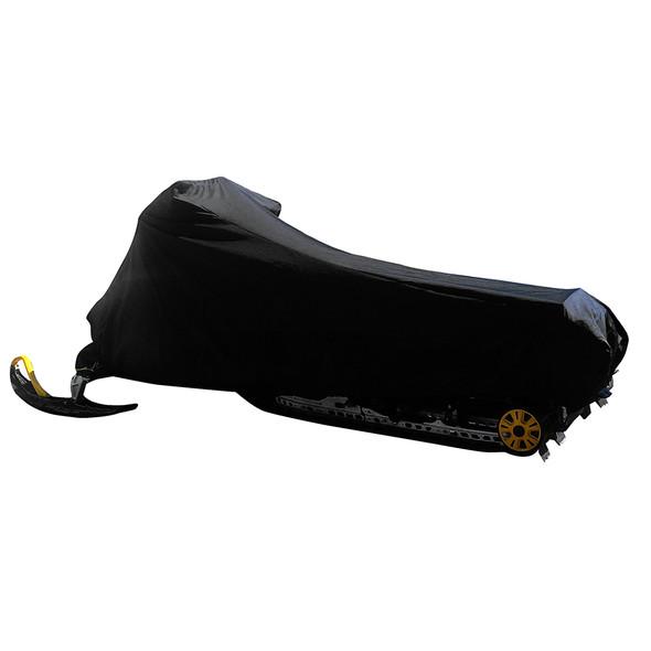 Carver Sun-Dura X-Small Snowmobile Cover - Black [1000S-02]