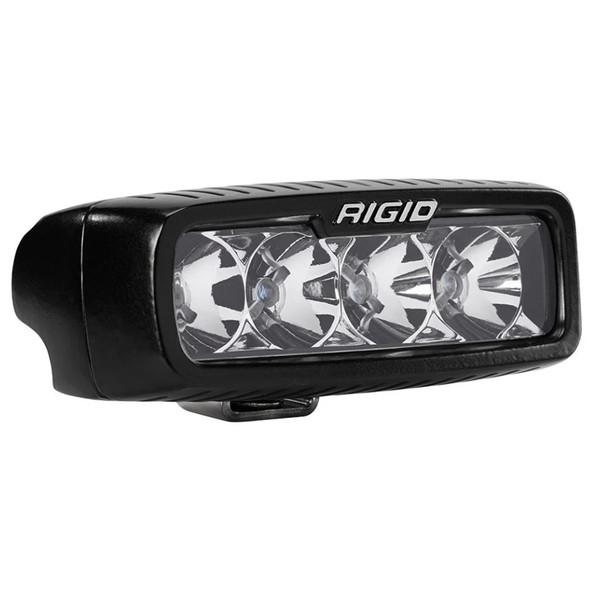 RIGID Industries SR-Q Series Pro Flood Surface Mount - Single - Black [944113]
