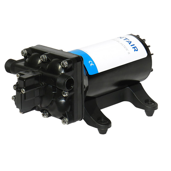 Shurflo by Pentair Marine Air Conditioning Self-Priming Circulation Pump - 115VAC, 4.5GPM, 50PSI Bypass, Run-Dry Capable EDM Valves [4758-172-A80]