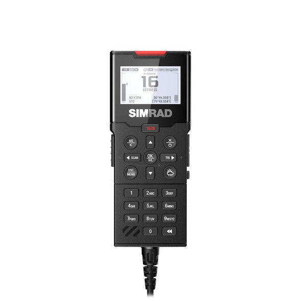Simrad HS100 Wired Handset [000-15649-001]