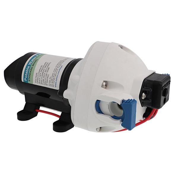Flojet RV Water Pump w\/Strainer - 24V - 3GPM - 50PSI [R3526344D]