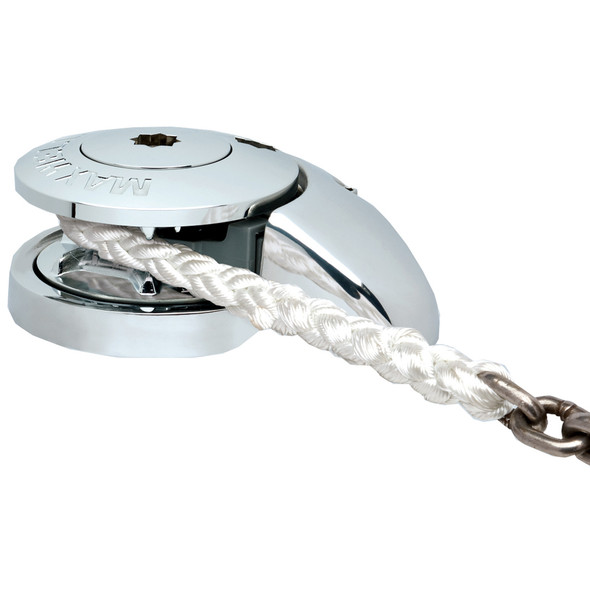 Maxwell RC8 12V Windlass - 1000W 5\/16 Chain to 5\/8 Rope [RC8812V]