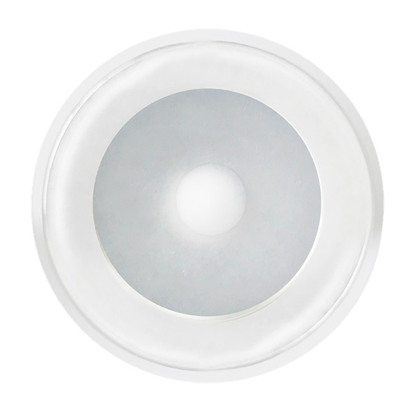 Shadow-Caster DLX Series Down Light - White Housing - White\/Blue\/Red [SCM-DLX-WBR-WH]