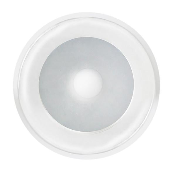 Shadow-Caster DLX Series Down Light - White Housing - White [SCM-DLX-GW-WH]