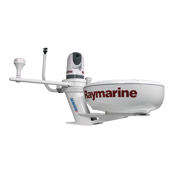 """Seaview 12.5"""" Dual Mount f\/Most Radar Domes - Top f\/Sat Domes - Top Plate Required [PMA-DM1-M2]"""