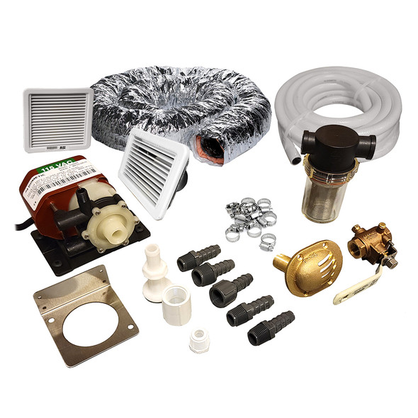 Dometic EnviroComfort 16,000 BTU Install Kit - 115V [9108732758]