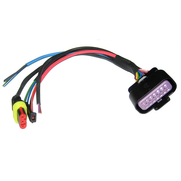 VDO Input Harness to Master - Supports CAN & Two Analog Inputs [A2C53092432-S]