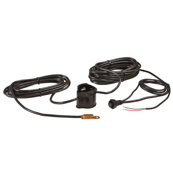 Lowrance PDRT-WSU 83\/200 kHz Pod Style Transducer - Remote Temperature [106-69]