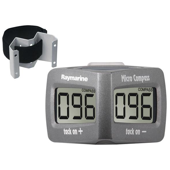 Raymarine Wireless Micro Compass System w\/Strap Bracket [T061]