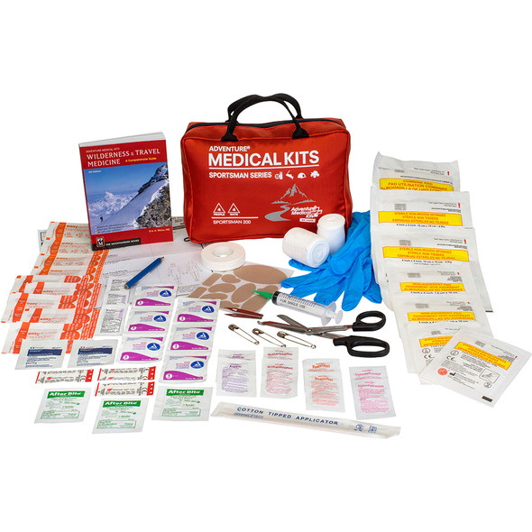 Adventure Medical Sportsman 200 First Aid Kit [0105-0200]