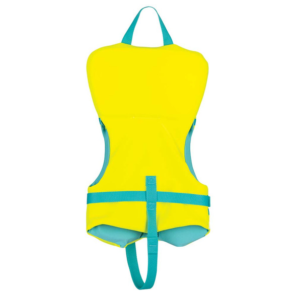 Full Throttle Infant Rapid-Dry Life Jacket - Yellow [142100-300-000-22]