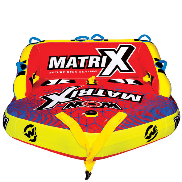 WOW Watersports Matrix Towable - 4 Person [20-1060]