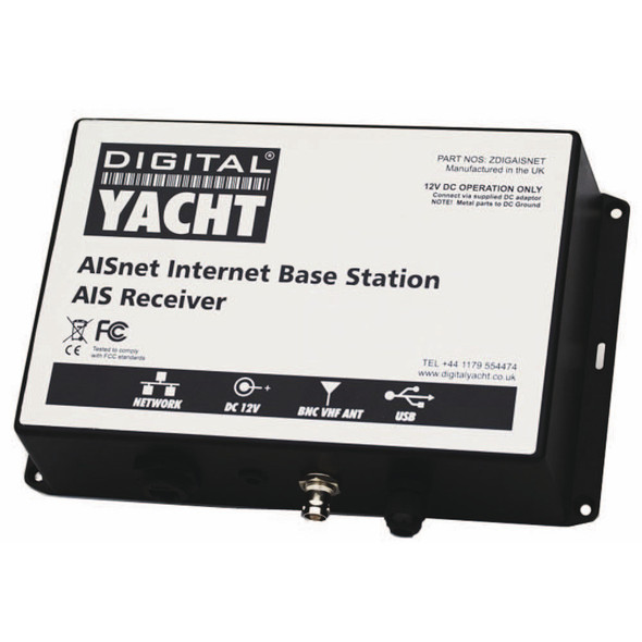 Digital Yacht AISnet AIS Base Station [ZDIGAISNET]