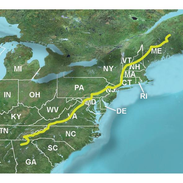 Garmin Trailhead Series f/Appalachian Trail - microSD/SD [010-C1058-00]