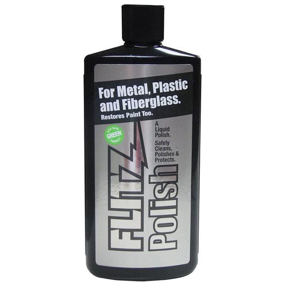 Flitz Polish - Liquid - 7.6 oz. Bottle [LQ 04587]