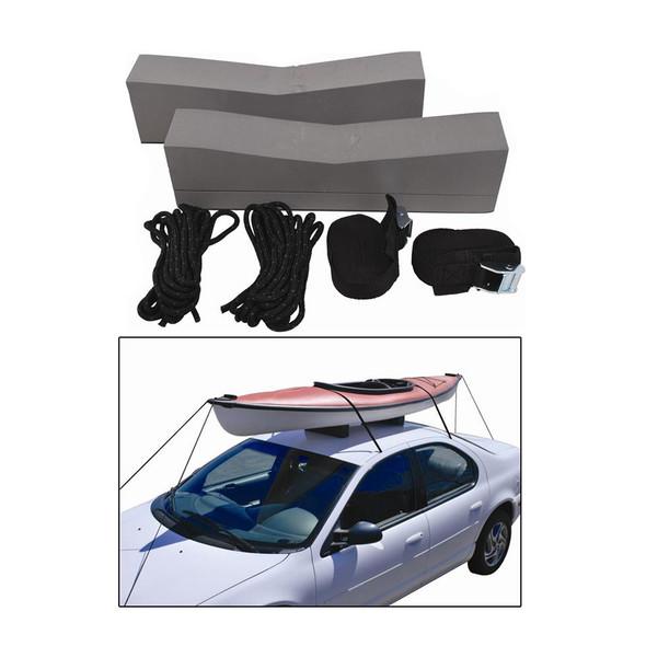 Attwood Kayak Car-Top Carrier Kit [11438-7]