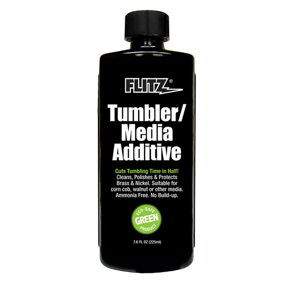Flitz Tumbler/Media Additive - 7.6 oz. Bottle [TA 04885]