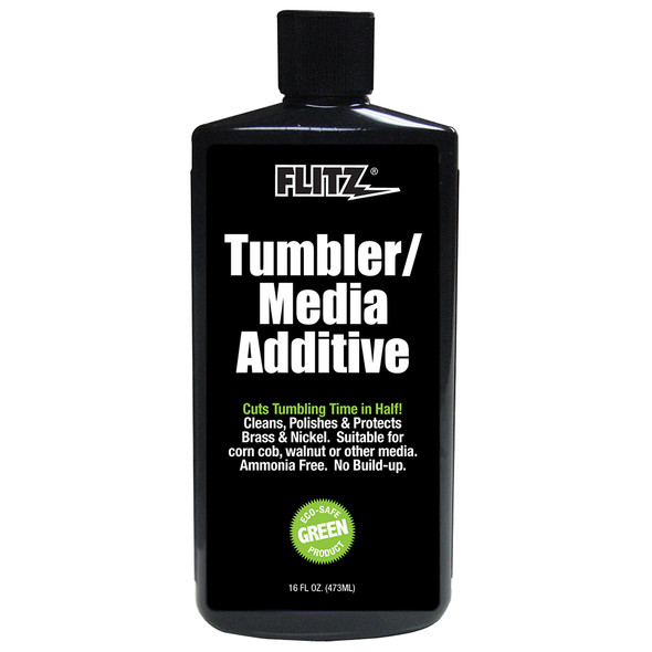 Flitz Tumbler/Media Additive - 16 oz. Bottle [TA 04806]