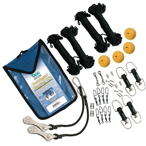 TACO Premium Double Rigging Kit f/2-Rigs on 2-Poles [RK-0002PB]