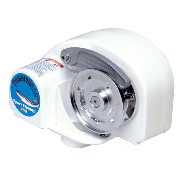 Powerwinch Windlass Sport Fish 450, Free-Fall Anchor Windlass [P77727]