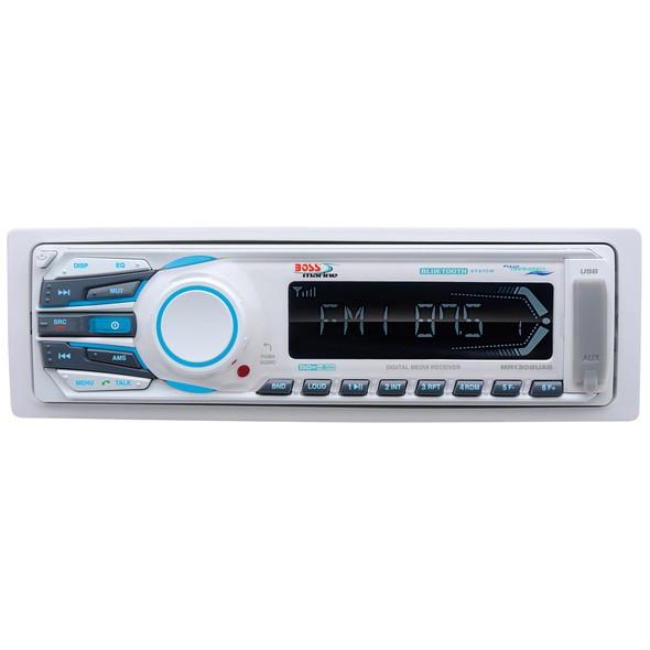 Boss Audio MR1308UAB MP3/AM/FM/USB/SD Bluetooth Receiver [MR1308UAB]