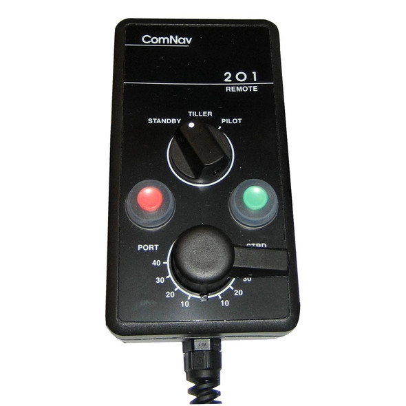 ComNav 201 Remote w\/40' Cable f\/1001, 1101, 1201, 2001, & 5001 Autopilots [20310013]