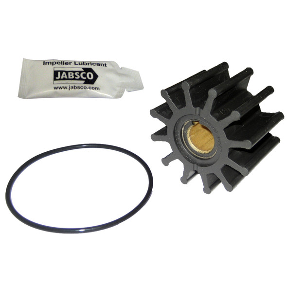 "Jabsco Impeller Kit - 12 Blade - Neoprene - 2-9\/16"" Diameter [18948-0001-P]"