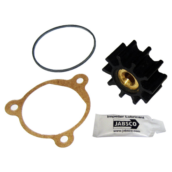 "Jabsco Impeller Kit - 10 Blade - Nitrile - 1-19\/32"" Diameter [9200-0023-P]"