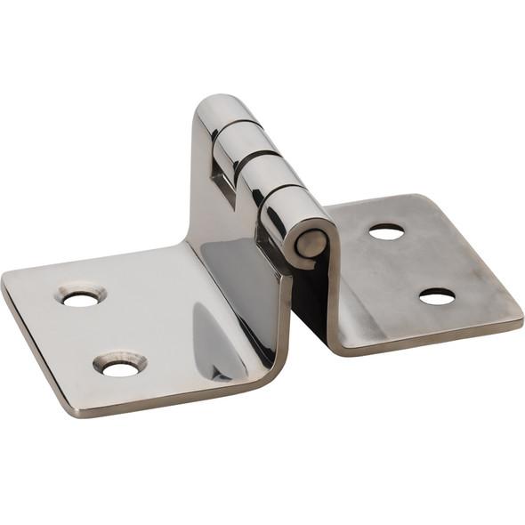 """Whitecap Folding Seat Hinge - 304 Stainless Steel - 2"""" x 3-3\/16"""" [S-3444]"""
